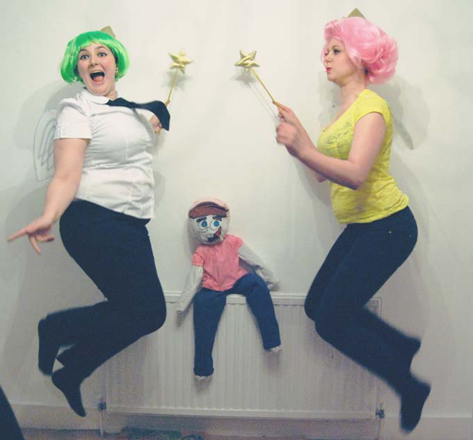 Cosmo and Wanda Costume