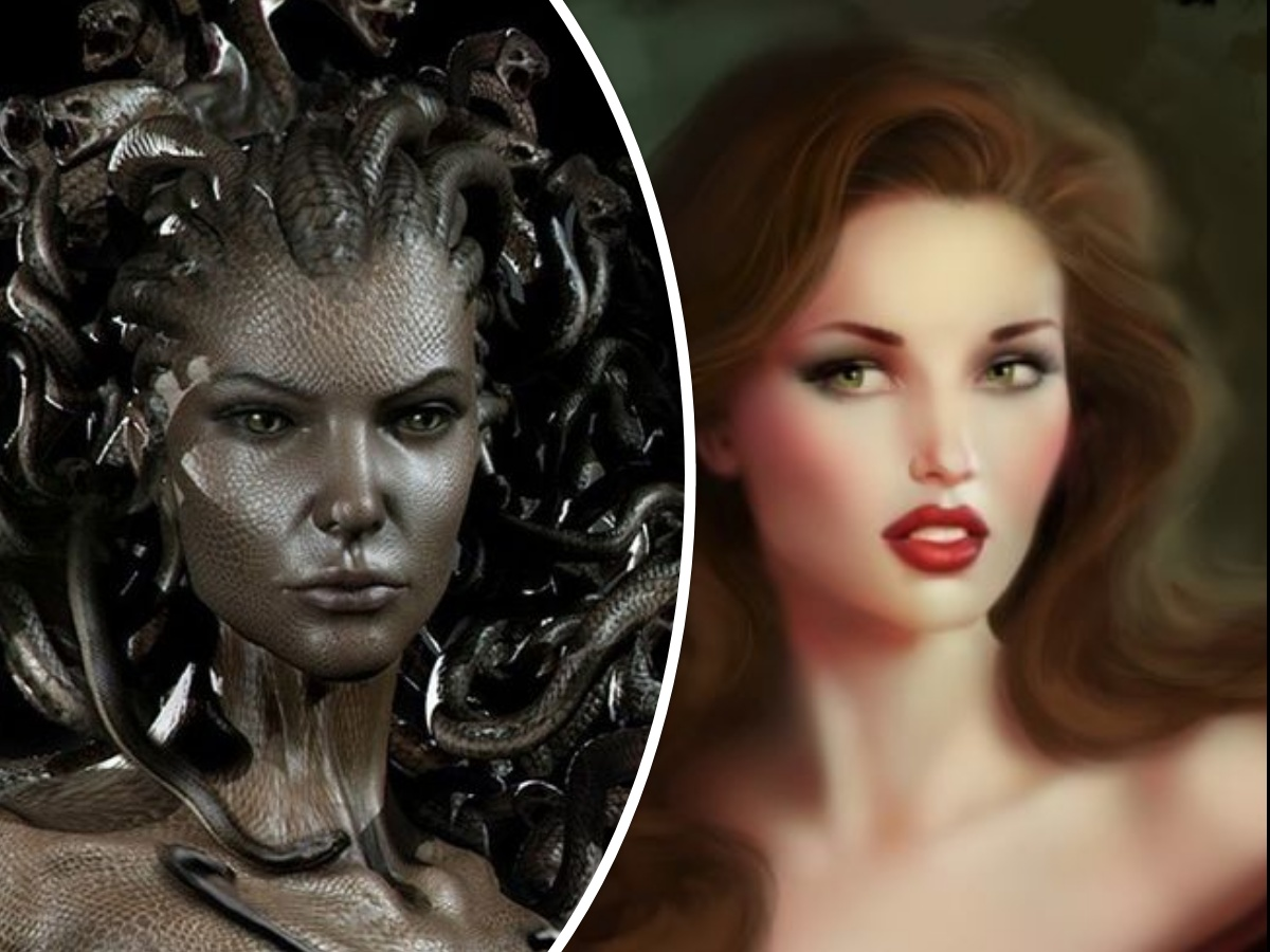 The True Story Of Medusa In Greek Mythology