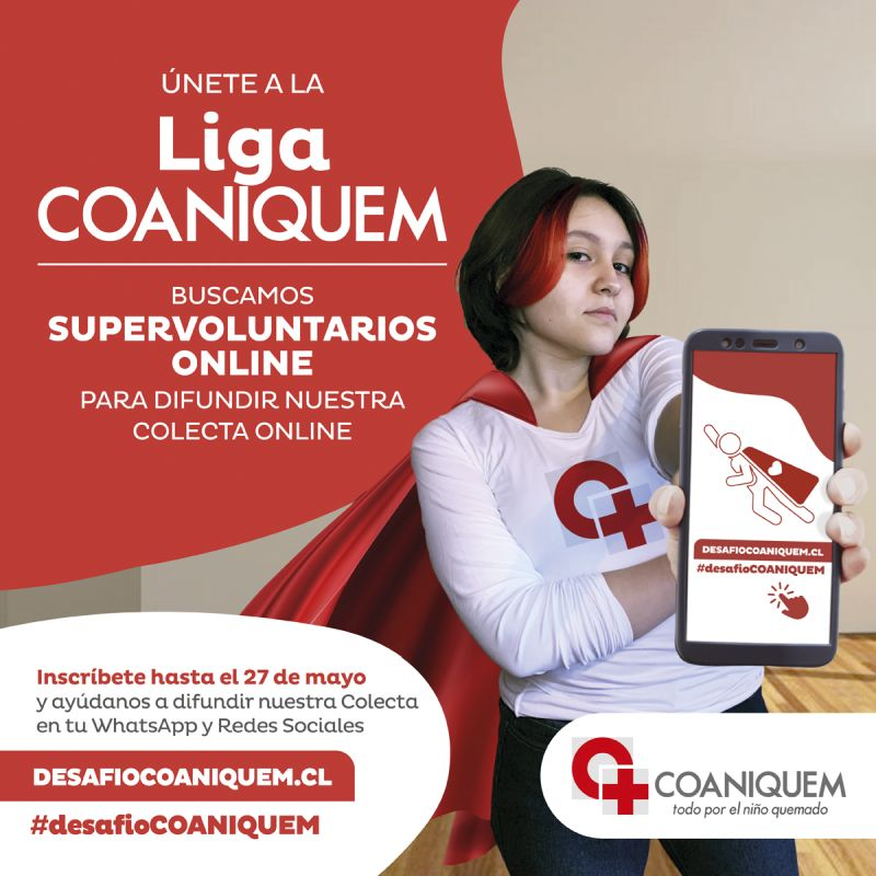 """Supervoluntarios Online"""