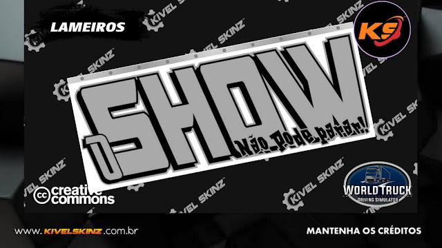 LAMEIROS - O SHOW NÃO PODE PARAR