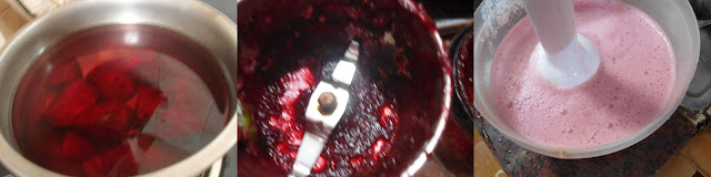 Beetroot Chaas | Beetroot Buttermilk | Summer Drink