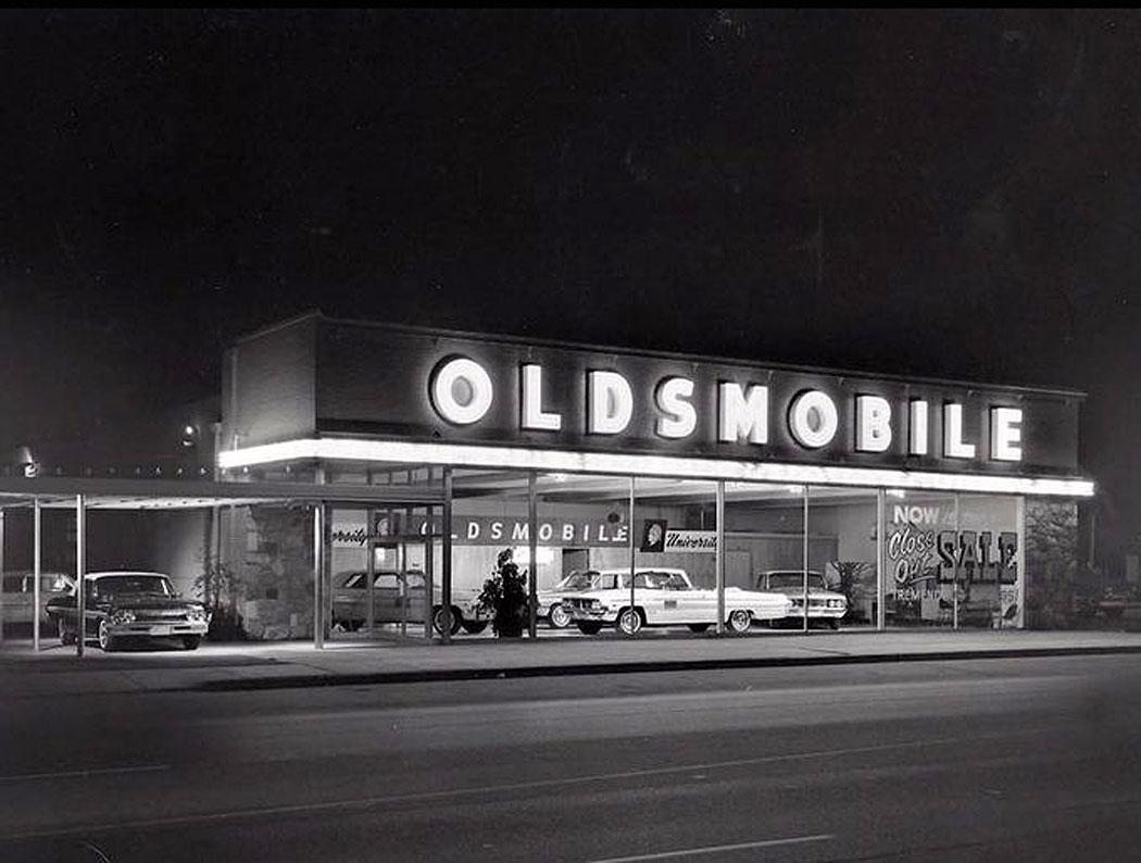 Annualmobiles University Oldsmobile