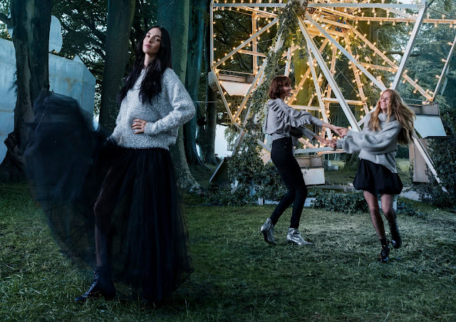 H&M's 2017 Christmas Holiday campaign