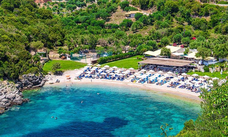 Θεσπρωτία: Και αυτό το Σαββατοκύριακο πολλοί λουόμενοι στις παραλίες της Θεσπρωτίας...