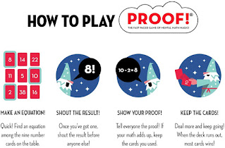 Proof Math Game how to play