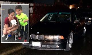 الشرطة الأمريكية تعثر علي جثة سارة زغلول اردنية الجنسية مقطعة في سيارة BMW