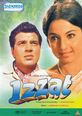 Izzat 1968 Hindi 720p WEBRip 1GB