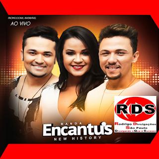 Baixar – Banda Encantu's – Promocional de Outubro – 2016