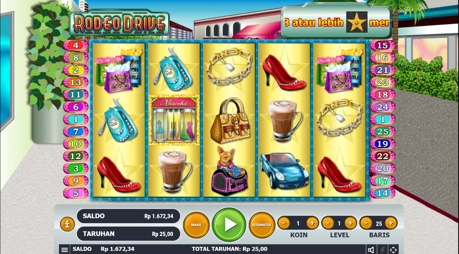 Rodeo Drive Slot Game Review