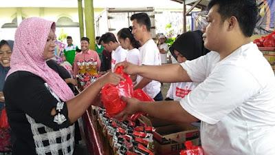 Komitmen Sinar Mas Dalam Berbagi Melalui Bazaar Rakyat 2018 5