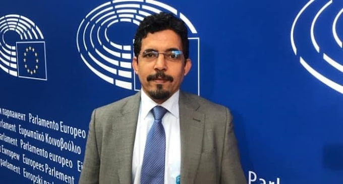 """""""التصرف خارج القانون يوجد في الحمض النووي الخاص بالنظام المغربي منذ الأزل"""" أبي بشراي البشير"""