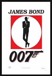 Coleção James Bond - Poster
