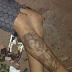 Cenas fortíssimas: jovem envolvido com o tráfico é pipocado de bala, no Jorge Teixeira