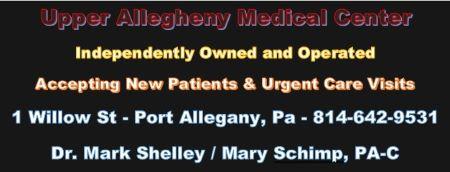 Upper Allegany Medical Center, Port Allegany, PA