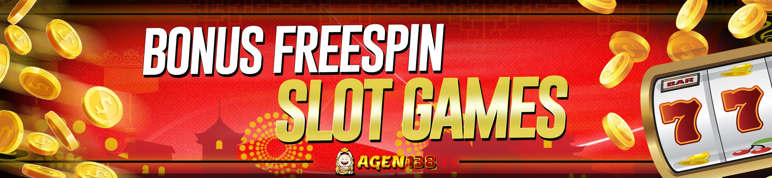 BONUS FREESPIN SLOT GAMES