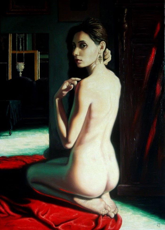 Армянский художник. Mher Evoyan
