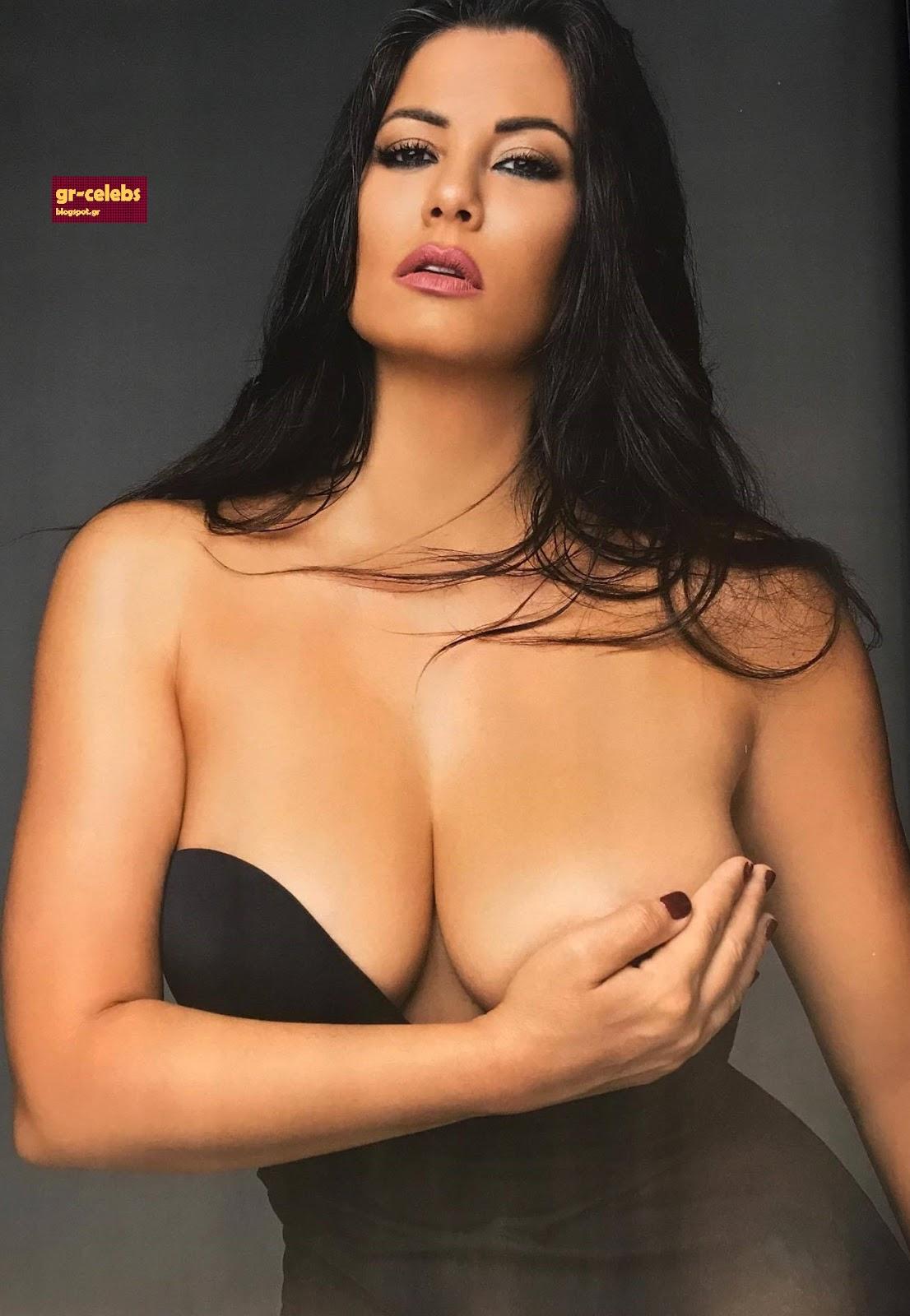 Ελληνίδες Celebrities : Η Μαρία Αναστασοπούλου σε sexy