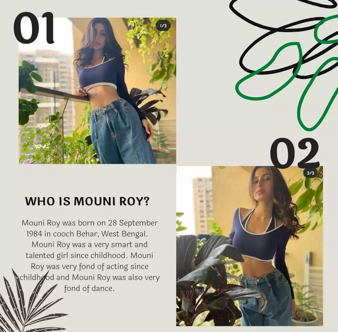 Mouni Roy Biography Husband, Height, Age, and Income