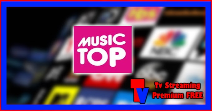 Live Streaming TV - Music TOP