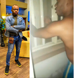 We were Robbed despite all doors being locked — Comedian Mad Johnny (Video)