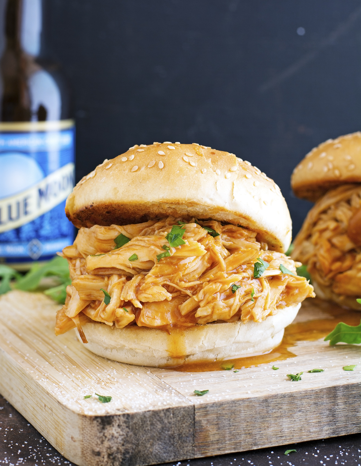 Jan 26, · 10 Ways to Use Crock Pot BBQ Chicken. Pile it on a bun to make BBQ chicken sandwiches. Toss it over a salad (it's perfect for this BBQ Chicken Salad). Stuff it inside a tortilla to make BBQ-style slow cooker pulled chicken tacos. Same but different: Stuff between TWO tortillas, fill with cheese, and make BBQ chicken quesadillas.5/5(2).