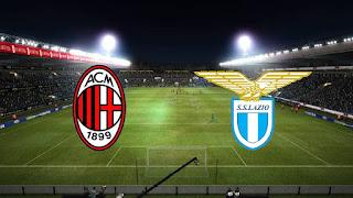 Милан - Лацио смотреть онлайн бесплатно 3 ноября 2019 прямая трансляция в 22:45 МСК.
