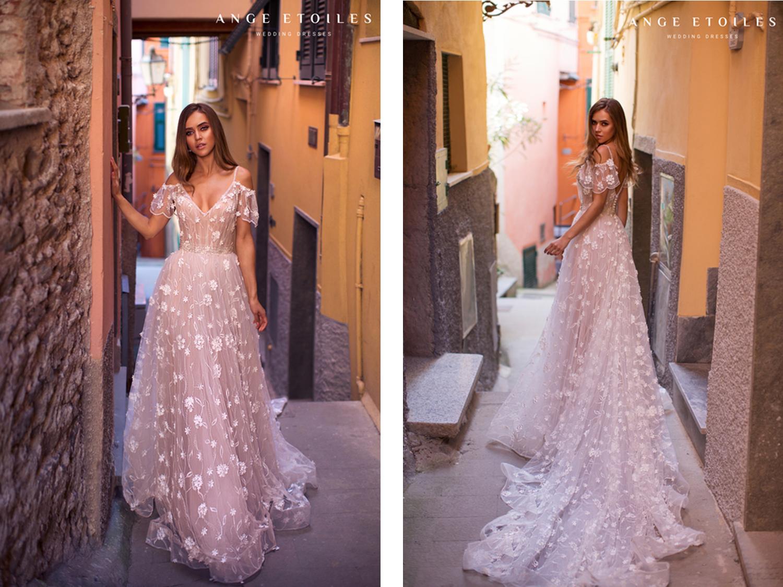 Ange Etoiles Brautkleider-Inspirationen