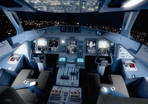 ATR 42-600 cockpit