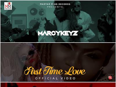 DOWNLOAD VIDEO: Marcykeyz - First Time Love | @iammarcykeyz