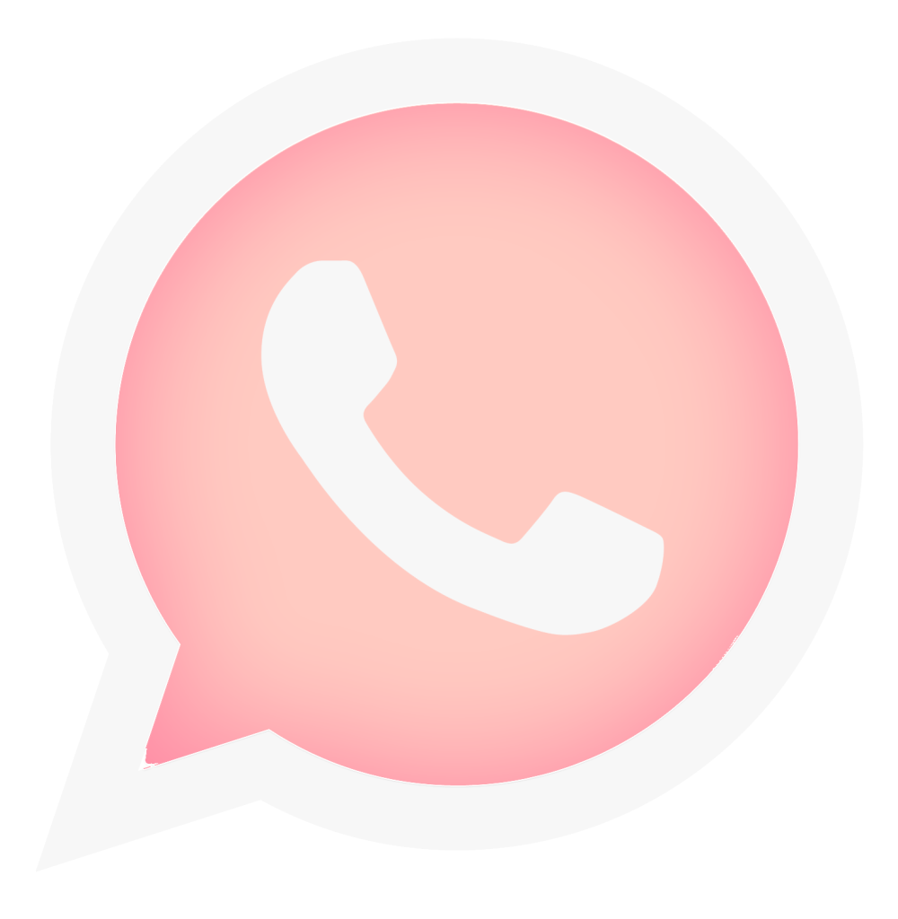 Whatsapp Logo Pink