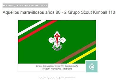 Lo + leído en el troblogdita - abril 2016 - ÁlvaroGP - el troblogdita - el fancine - Grupo Scout Kimball 110
