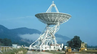Detect 72 radio signals from a distant galaxy