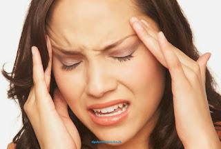 cara mengobati sakit kepala tanpa minum obat