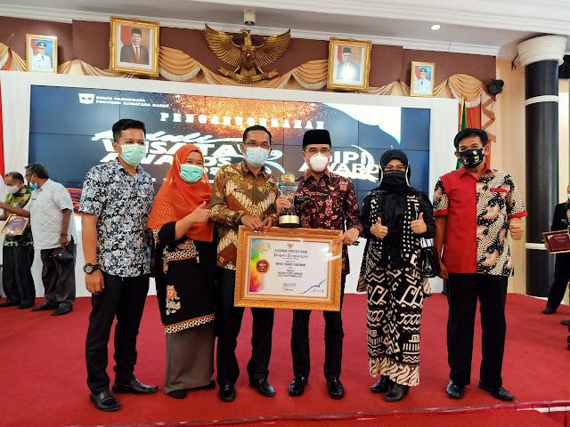 Termasuk Pokdarwis, Padangpariaman Raih Dua Penghargaan Bidang Kepariwisataan tingkat Sumatra Barat