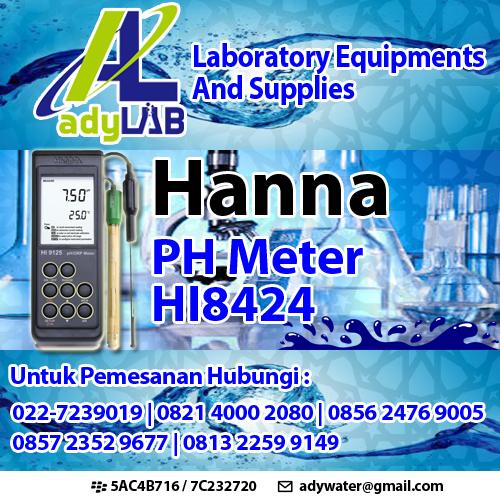 0812 2445 1004 Jual pH Meter Hanna Di Jakarta Supplier pH Meter Murah Ady Water
