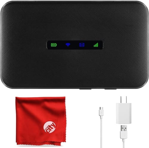 Review ZTE MAX Connect Unlocked Mobile WiFi Hotspot