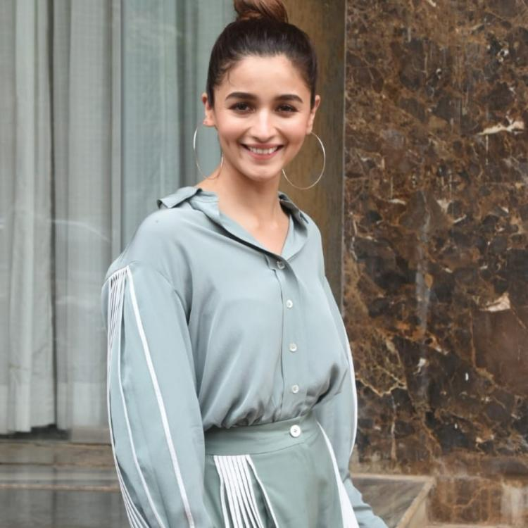 Alia Bhatt turns off comments on the Twitter post where she shared the poster of Sadak 2