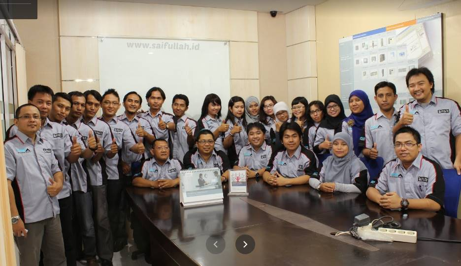 Lowongan Kerja Staf Logistik / Shipment PT. Viktori Profindo Automation Surabaya