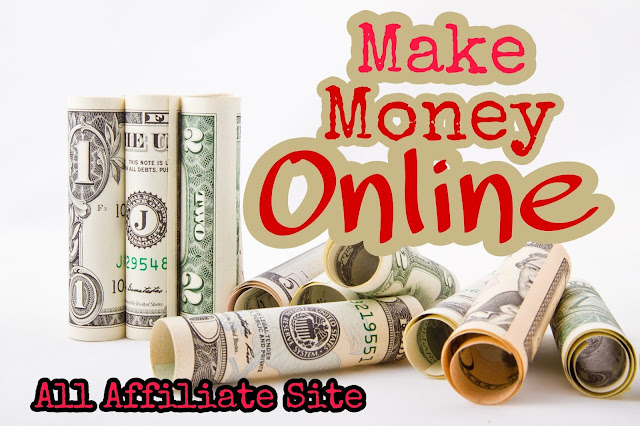 9 smart ways to make money online, affiliate marketing, affiliate program, all affiliate site