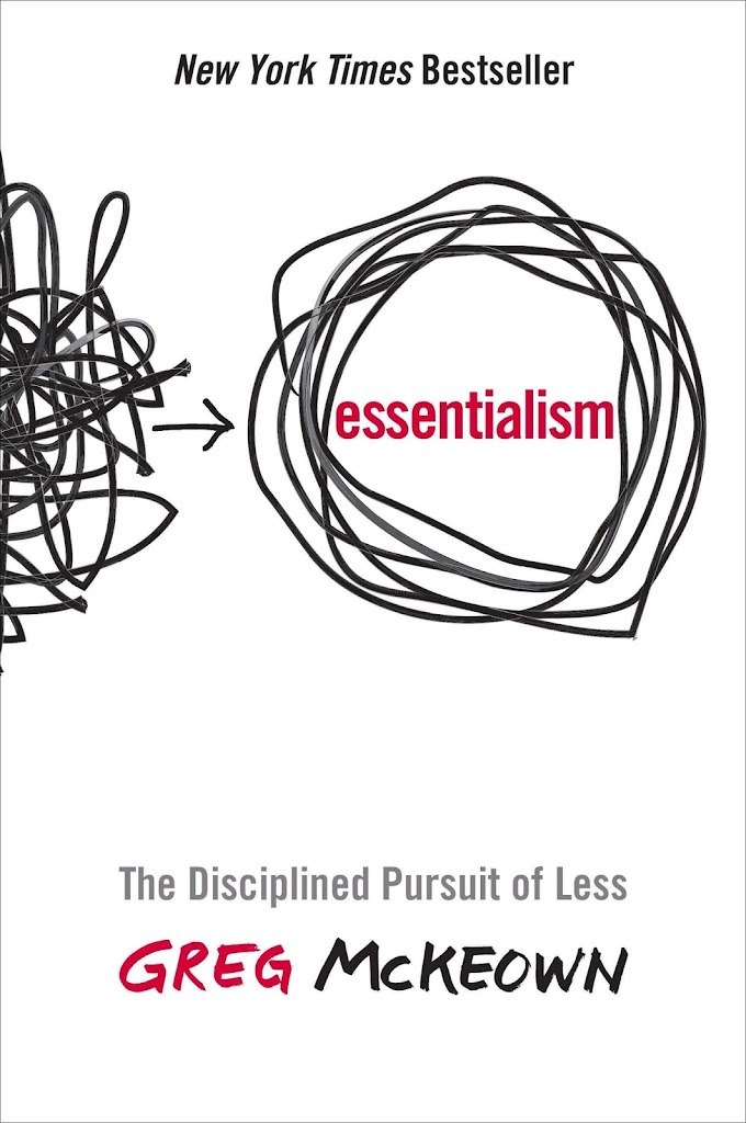 Essentialism by Greg McKeown Ebook Download