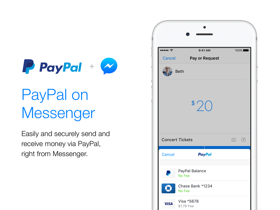 facebook-messenger-supports-peer-to-peer-payments-via-paypal
