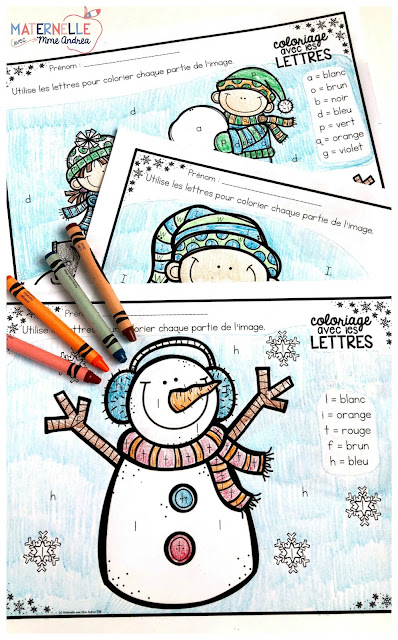 Which French resources do I use all winter long with my French kindergarten students? Read this blog post to find out! Most resources highlighted are freebies, with a couple of recommended paid resources sprinkled in.