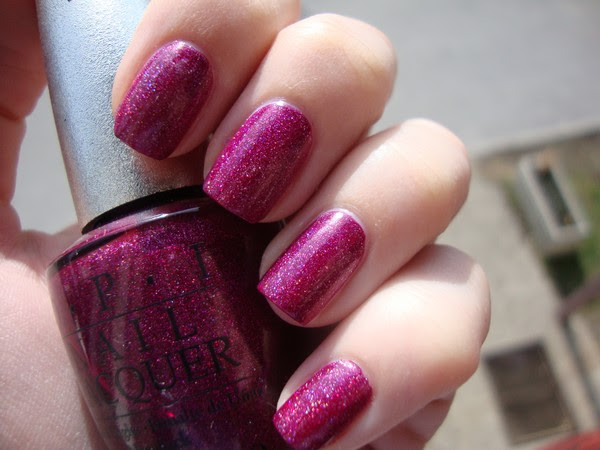 OPI - DS EXTRAVAGANCE & B-DAY