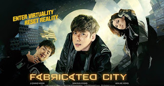 Film Korea Fabricated City ji chang wook