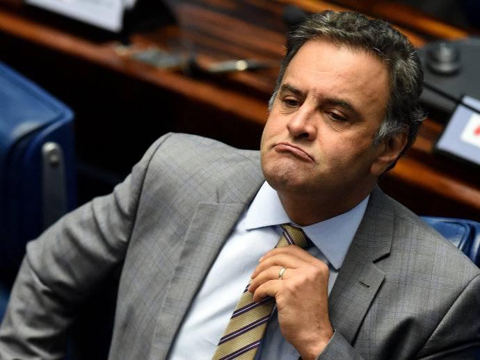 STF marca para dia 17 julgamento de denúncia contra Aécio Neves