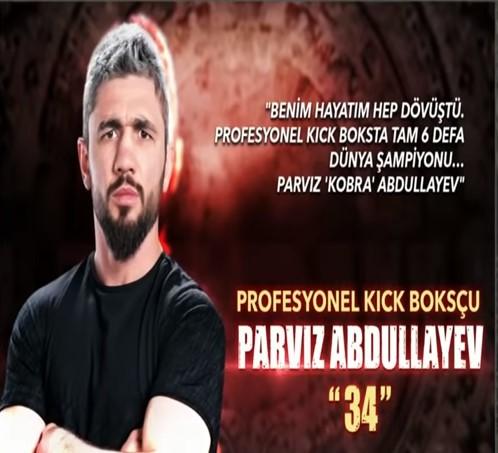 Survivor Azerbaycanlı Parviz Abdullayev Kimdir?