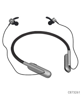 Wireless Bluetooth Earphones With Mic