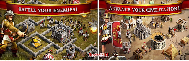 Download Battle Ages Mod Apk Free Purchase Terbaru