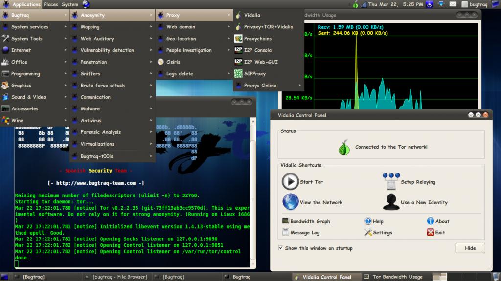 обзорниГ LoRD@: Bugtraq системы, GNU / Linux