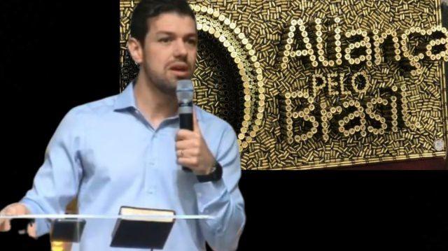 Igreja desautoriza pastor a coletar assinaturas para o partido de Bolsonaro